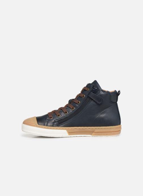 Sneakers Bisgaard Hubert Blauw voorkant
