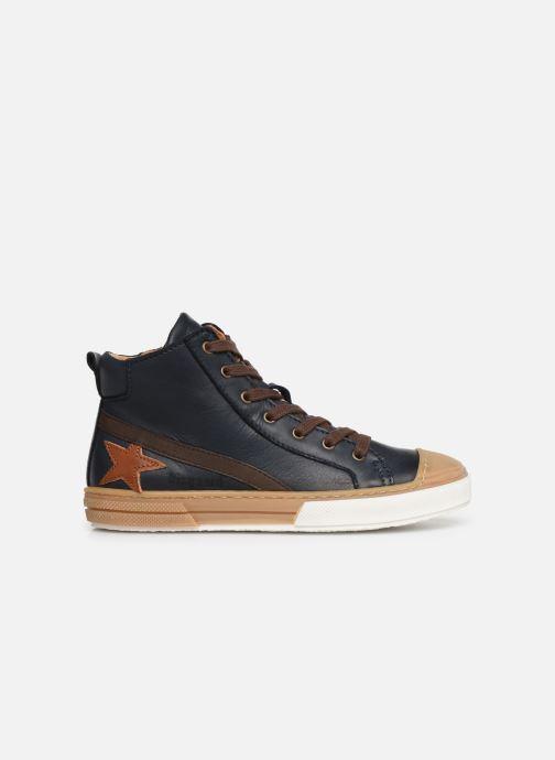 Sneakers Bisgaard Hubert Blauw achterkant