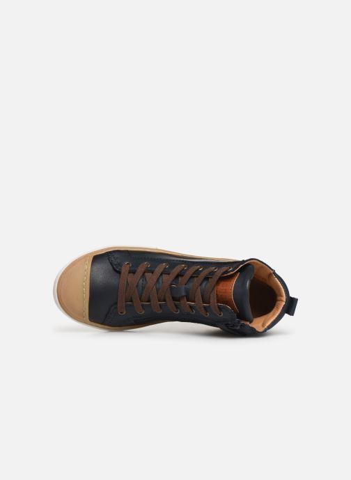 Sneakers Bisgaard Hubert Blauw links