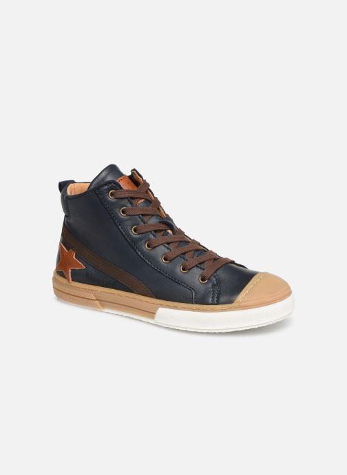 Sneakers Bisgaard Hubert Blauw detail