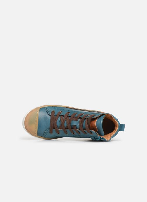 Sneakers Bisgaard Hubert Blauw links