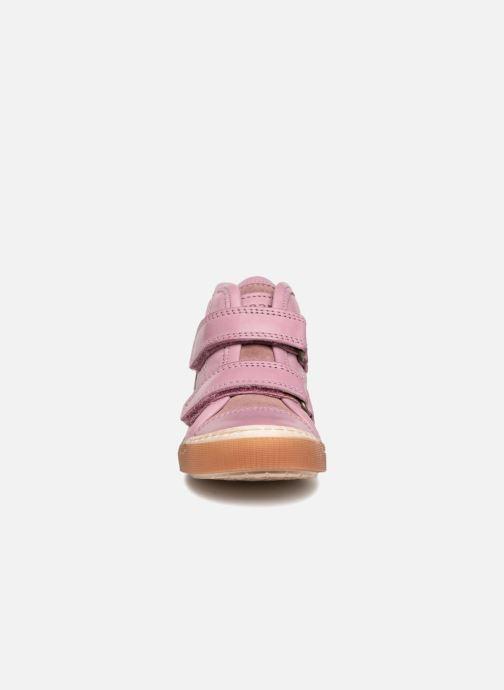 Baskets Bisgaard Joakim Rose vue portées chaussures