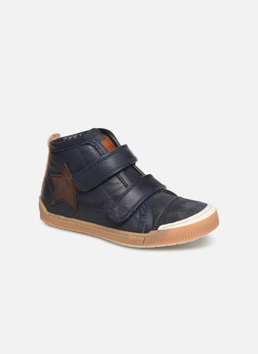Baskets Bisgaard Joakim Bleu vue détail/paire