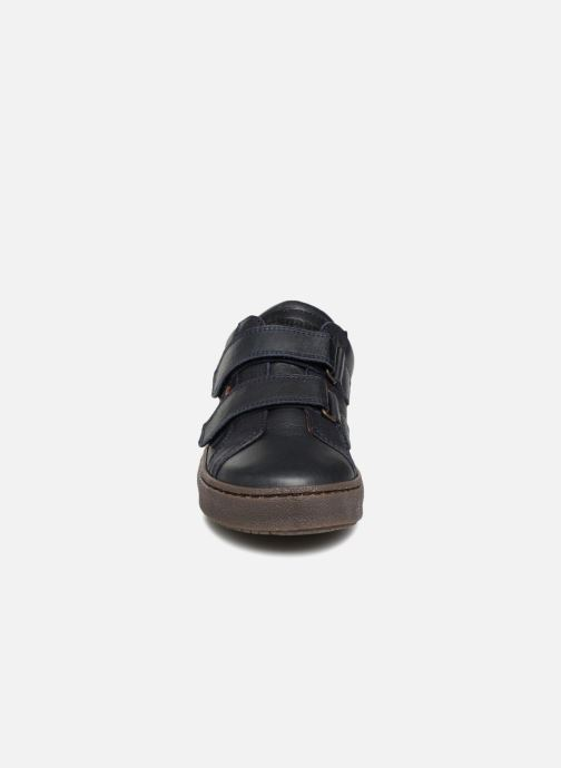 Sneaker Bisgaard Thomas blau schuhe getragen