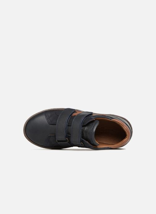 Sneakers Bisgaard Thomas Blauw links
