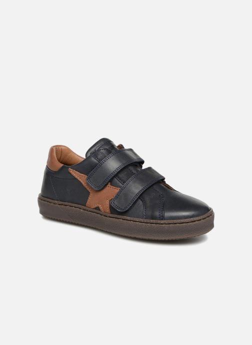 Sneakers Bisgaard Thomas Blauw detail
