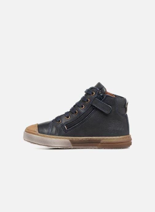 Sneakers Bisgaard Michael Blauw voorkant