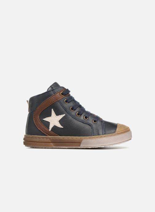 Sneakers Bisgaard Michael Blauw achterkant