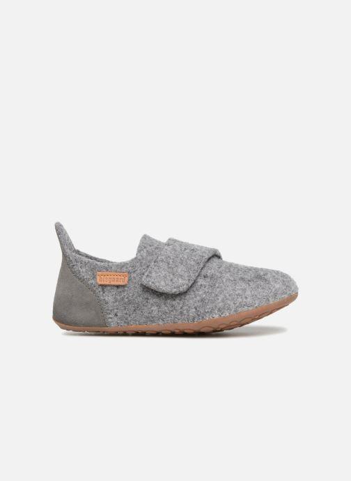 Pantofole Bisgaard Aksel Grigio immagine posteriore
