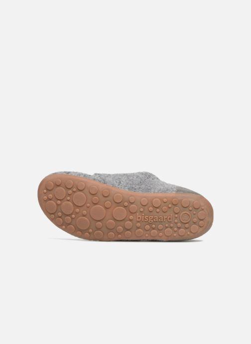 Pantofole Bisgaard Aksel Grigio immagine dall'alto