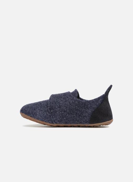 Pantoffels Bisgaard Aksel Blauw voorkant