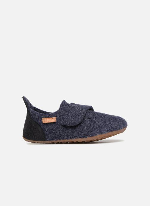 Pantoffels Bisgaard Aksel Blauw achterkant