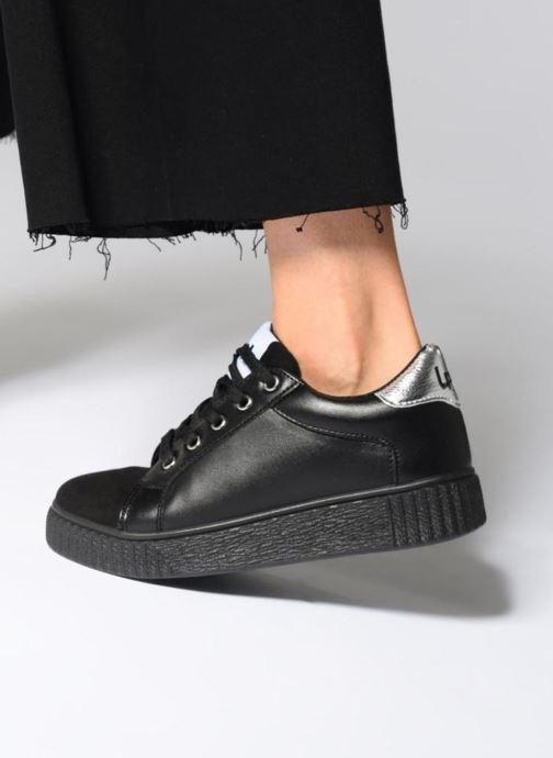Sneakers Les P'tites Bombes ADELINE Sort se forneden
