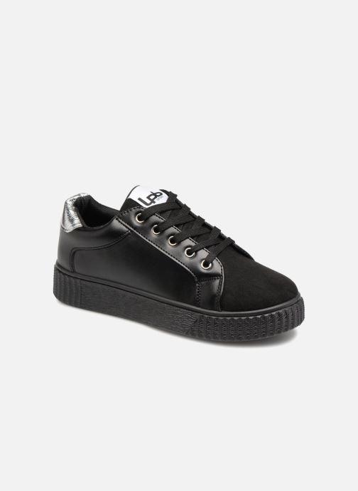 Sneakers Les P'tites Bombes ADELINE Sort detaljeret billede af skoene