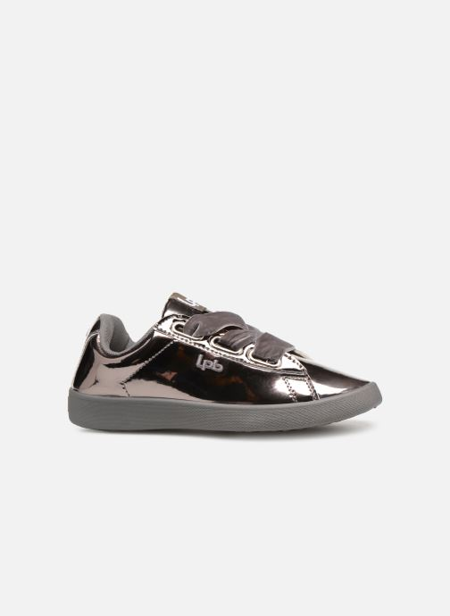 Trainers Les P'tites Bombes ANEMONE Silver back view