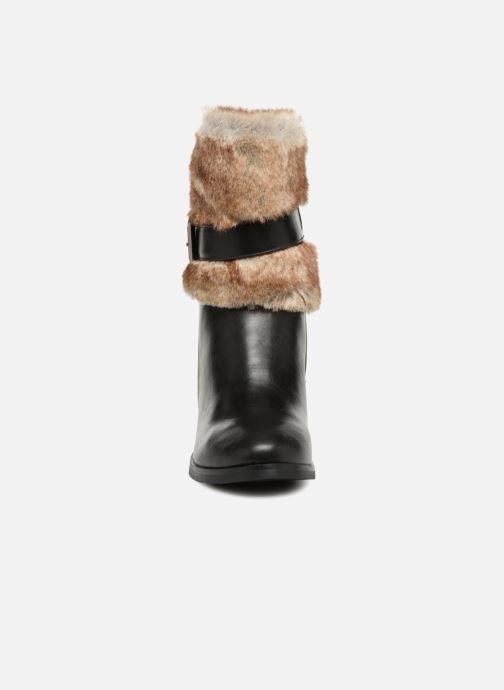 Bottines et boots Les P'tites Bombes JESSY Noir vue portées chaussures