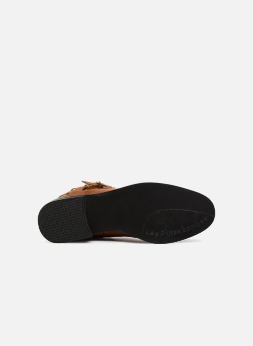 Rabatt Damen Schuhe Les P'tites Bombes LOUNA braun Stiefeletten & Boots 333756555