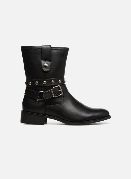 Bottines et boots Les P'tites Bombes LOUNA Noir vue derrière