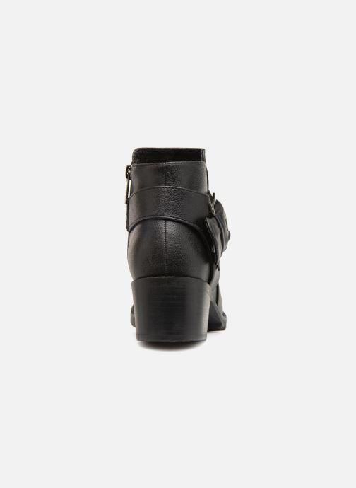 Bottines et boots Les P'tites Bombes LAURINE Noir vue droite