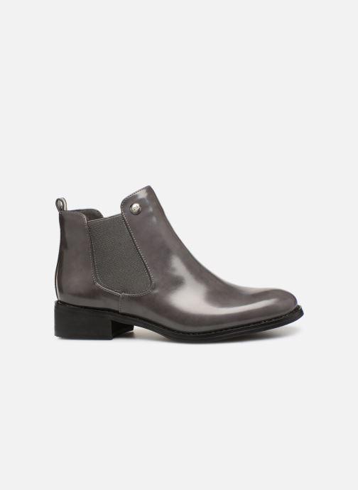 Stiefeletten & Boots Les P'tites Bombes LANA grau ansicht von hinten