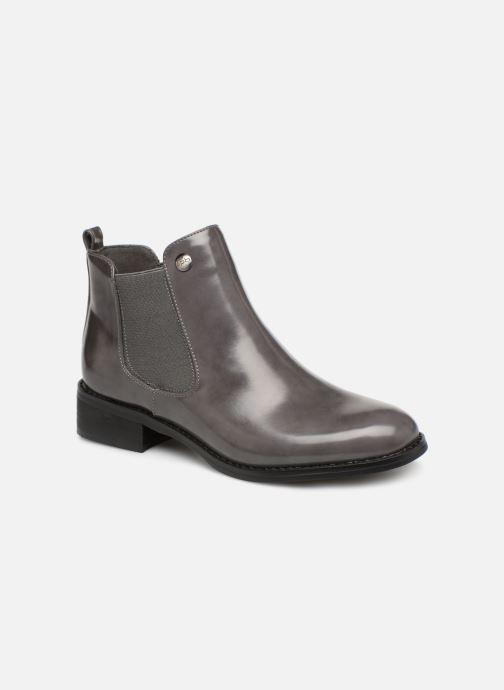 Stiefeletten & Boots Les P'tites Bombes LANA grau detaillierte ansicht/modell