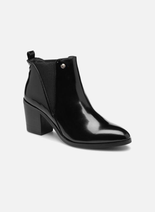 Bottines et boots Les P'tites Bombes HELOISE Noir vue détail/paire
