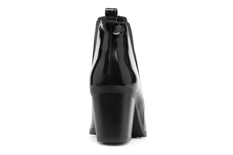 Bottines et boots Les P'tites Bombes HELOISE Noir vue droite