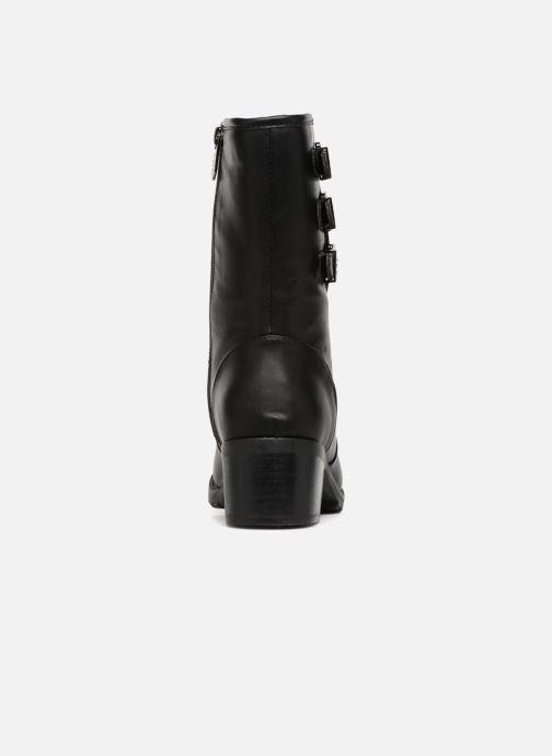 Bottines et boots Les P'tites Bombes LENA Noir vue droite