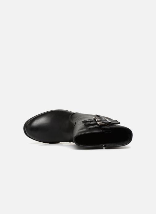 Stiefeletten & Boots Les P'tites Bombes LENA schwarz ansicht von links
