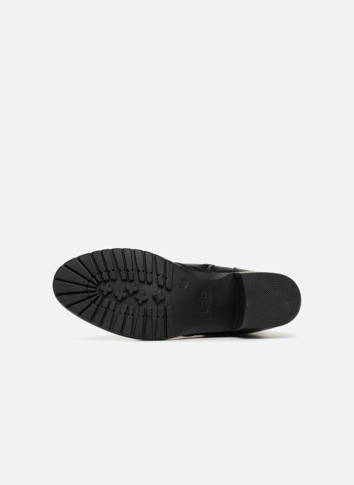 Stiefeletten & Boots Les P'tites Bombes LENA schwarz ansicht von oben