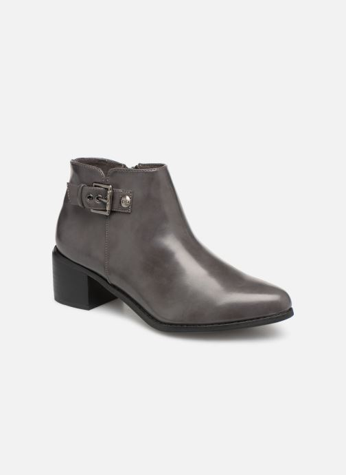 Ankle boots Les P'tites Bombes JOSEPHINE Grey detailed view/ Pair view