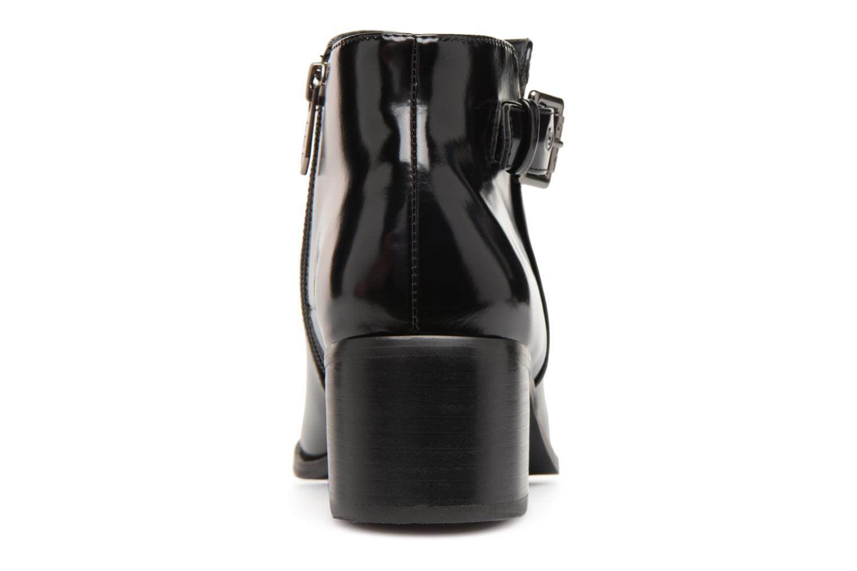 Bottines et boots Les P'tites Bombes JOSEPHINE Noir vue droite