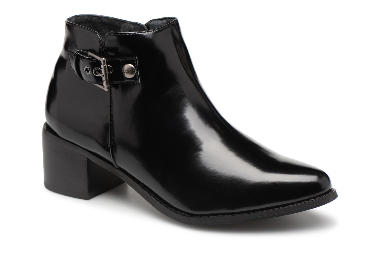 Bottines et boots Les P'tites Bombes JOSEPHINE Noir vue détail/paire