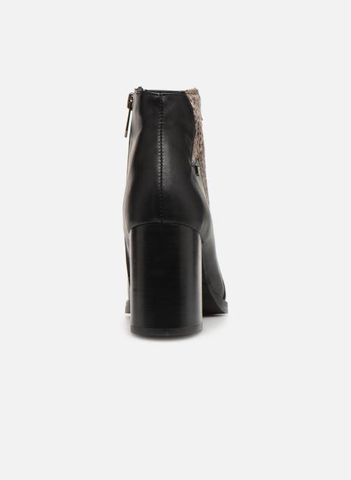 Boots en enkellaarsjes Les P'tites Bombes IZIA Beige rechts