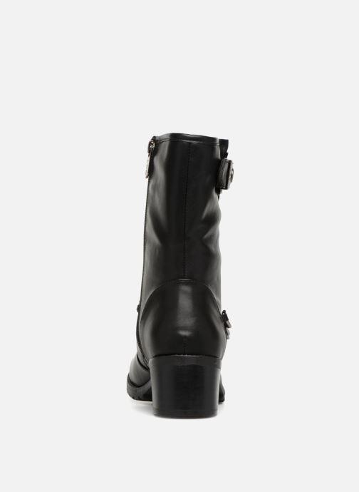 Bottines et boots Les P'tites Bombes LOANNE Noir vue droite