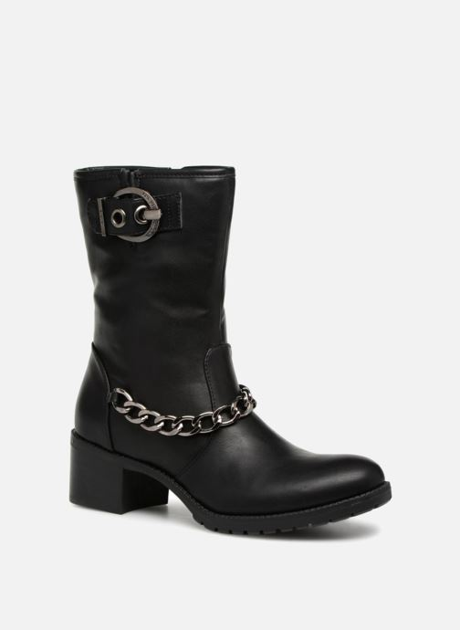 Stiefeletten & Boots Les P'tites Bombes LOANNE schwarz detaillierte ansicht/modell