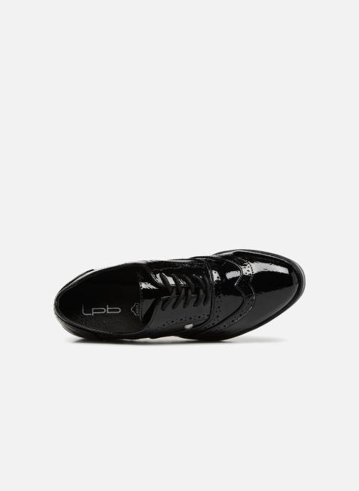 Chaussures à lacets Les P'tites Bombes GARANCE Noir vue gauche