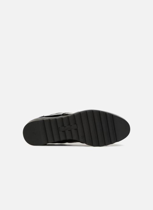 Chaussures à lacets Les P'tites Bombes GARANCE Noir vue haut