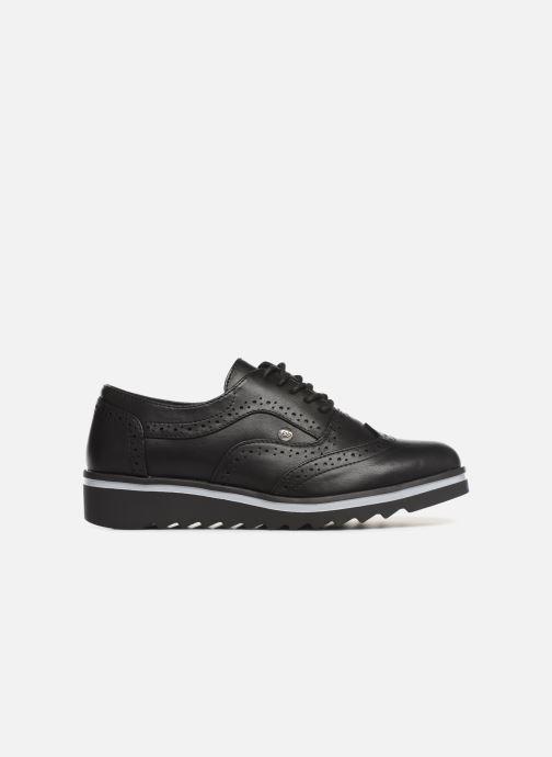Zapatos con cordones Les P'tites Bombes GARANCE Negro vistra trasera