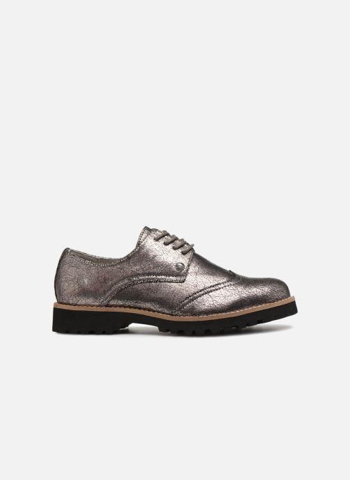 Chaussures à lacets Les P'tites Bombes GIOVANNA Argent vue derrière
