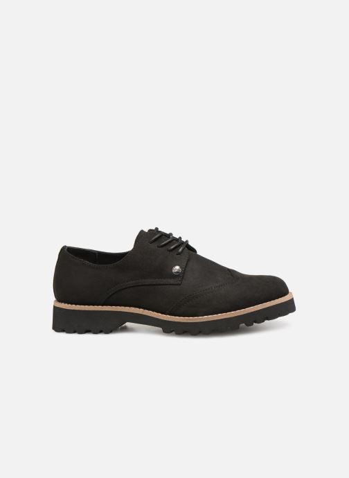Chaussures à lacets Les P'tites Bombes GIOVANNA Noir vue derrière