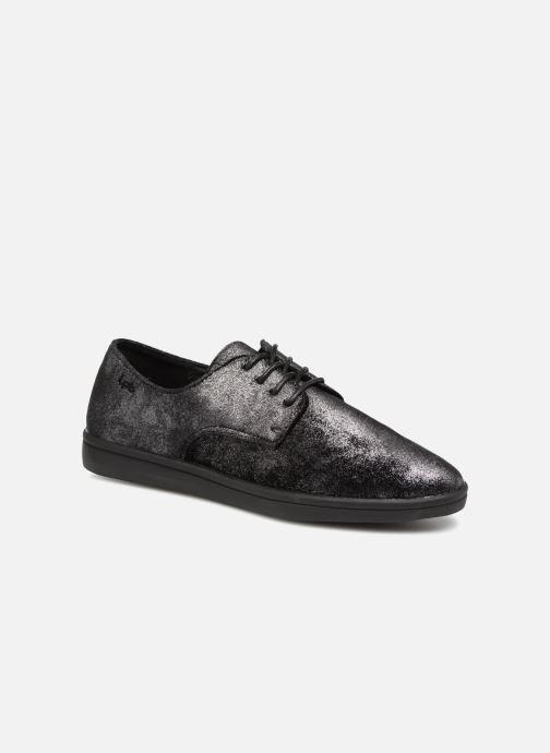 Chaussures à lacets Les P'tites Bombes FLORENCE Noir vue détail/paire