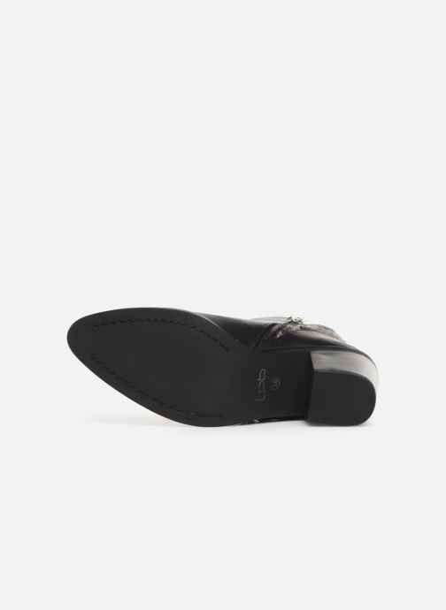 Stiefeletten & Boots Les P'tites Bombes IVE schwarz ansicht von oben