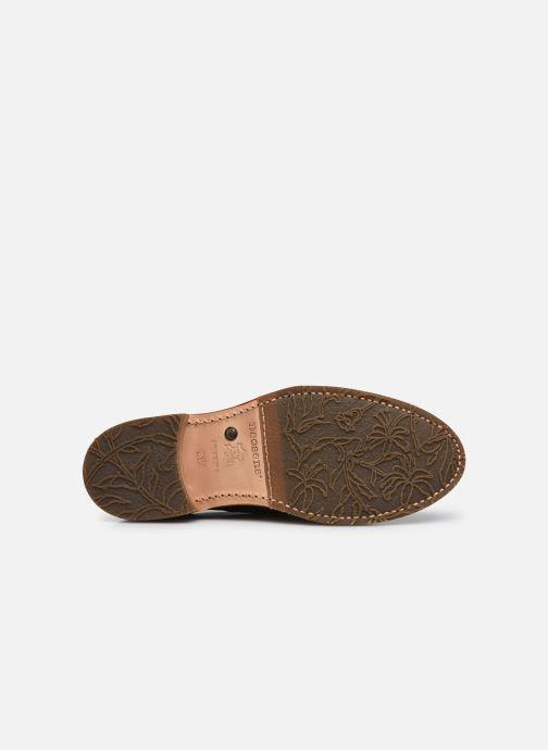 Zapatos con cordones Neosens CONCORD Gris vista de arriba