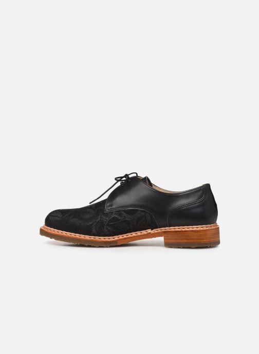 Chaussures à lacets Neosens CONCORD Noir vue face