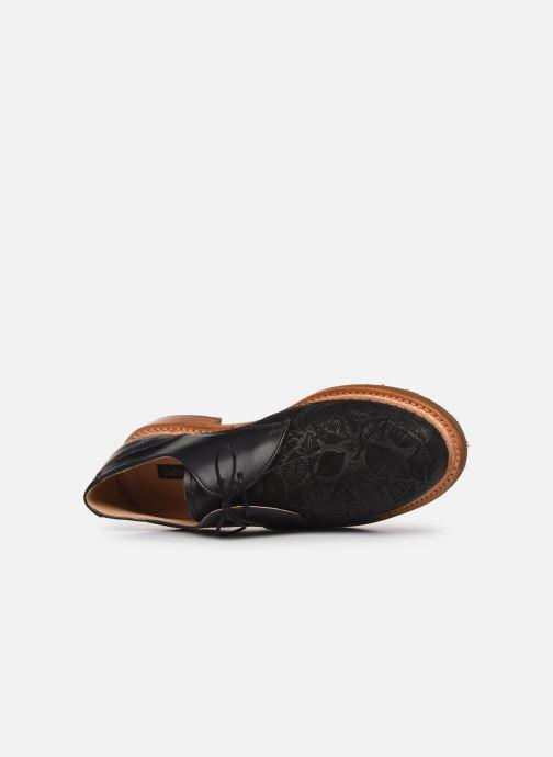 Chaussures à lacets Neosens CONCORD Noir vue gauche