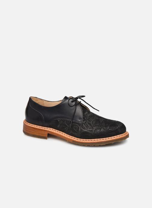 Chaussures à lacets Neosens CONCORD Noir vue détail/paire