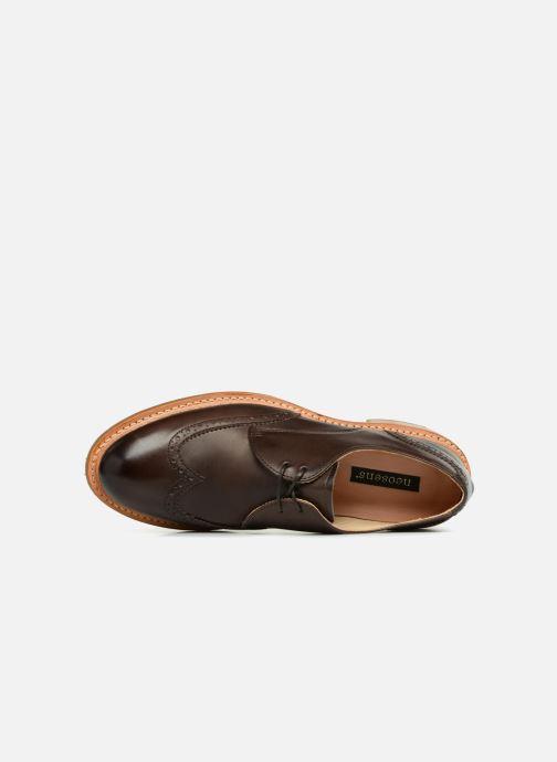 Chaussures à lacets Neosens CONCORD 2 Marron vue gauche