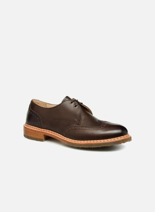 Chaussures à lacets Neosens CONCORD 2 Marron vue détail/paire