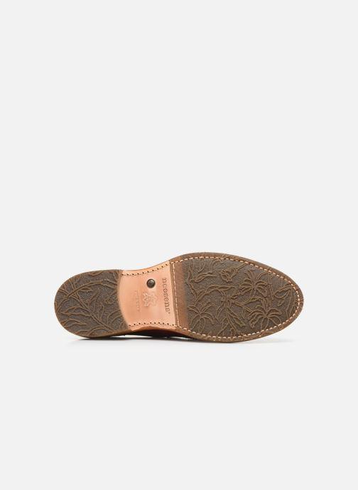 Chaussures à lacets Neosens CONCORD 2 Rouge vue haut